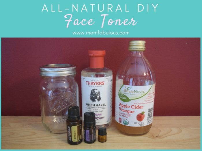 face toner, all-natural