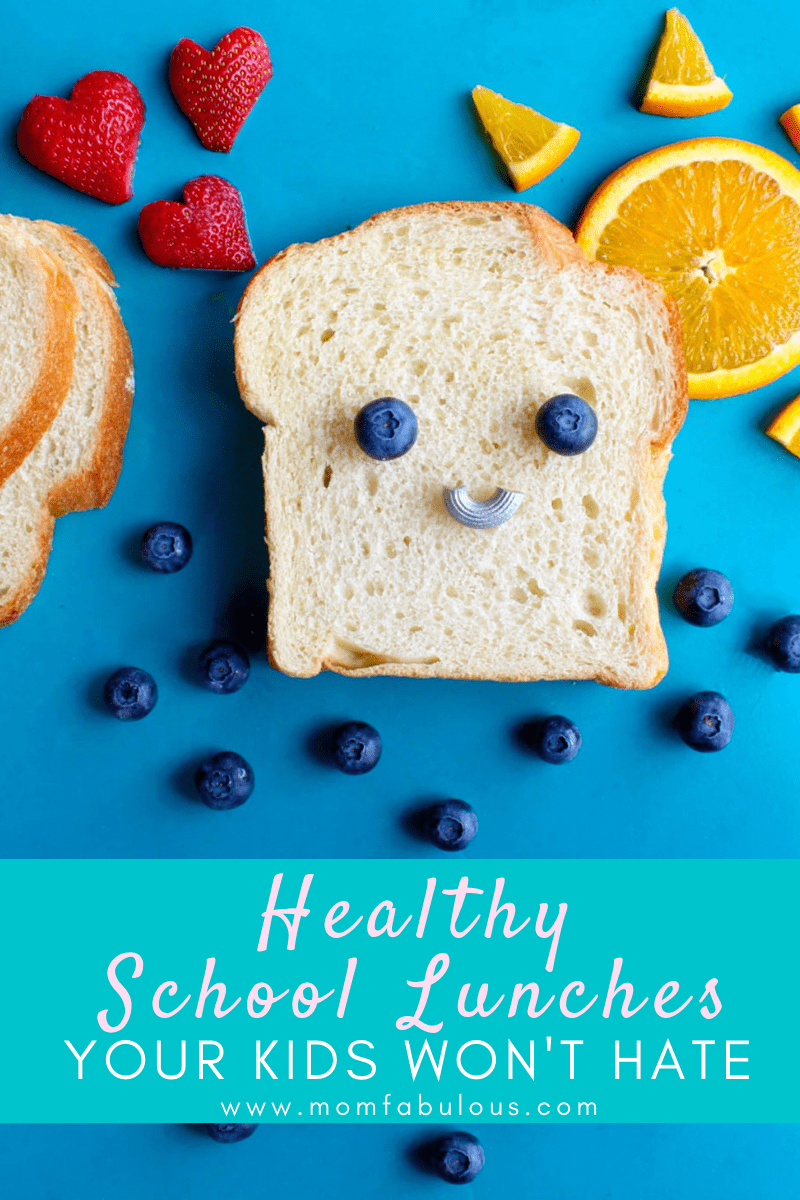 12 Healthy School Lunch Ideas Your Kids Won't Hate