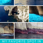 My Favorite Place In Malta: The Blue Grotto