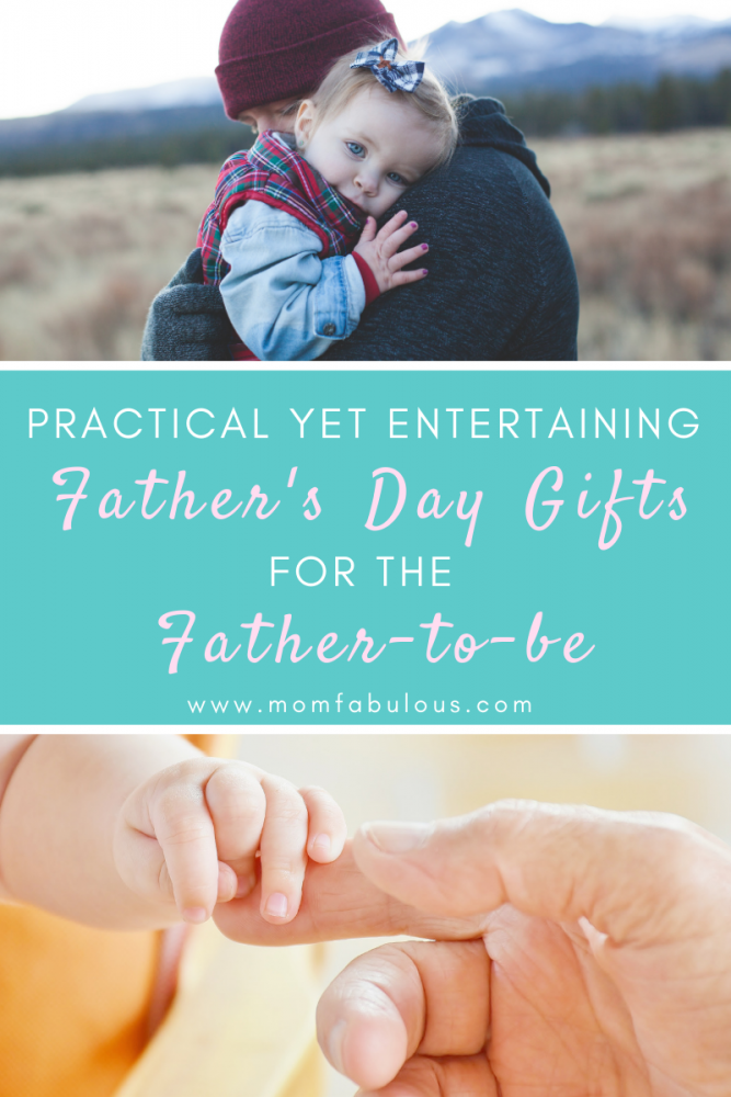 Soon To Be Dad Father's Day Gifting Ideas