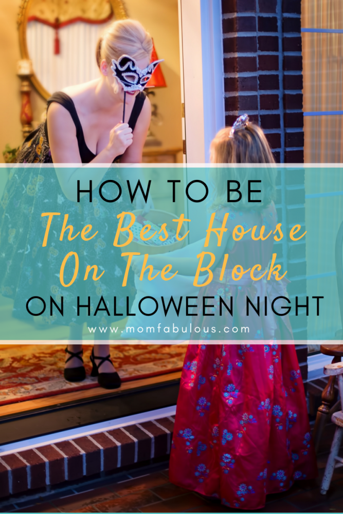 How To Be The Best House On The Block On Halloween Night