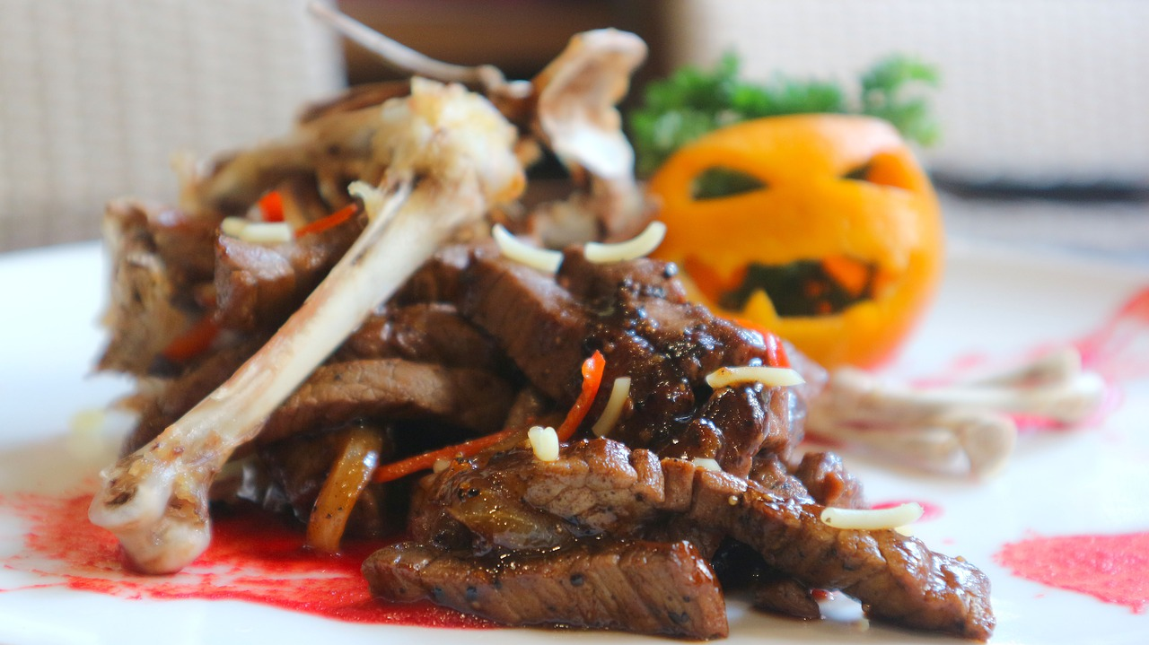 A Spooky Halloween Dinner: The Perfect Way To Fuel Your Kids With Healthy Food Before Trick-or-Treating
